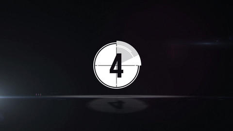 Epic Countdown Logo 2 After Effects Template