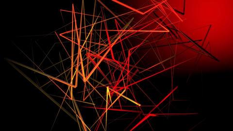 Geometric background Animation