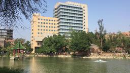 National Taiwan University NTU Taipei Taiwan 2w 影片素材