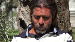 Unhappy Man Or Confused Person Footage