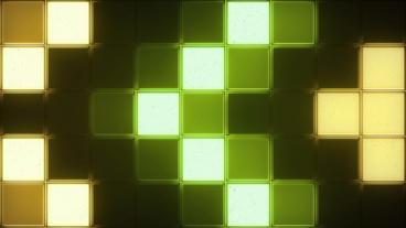 Retro Color Squares Background 2