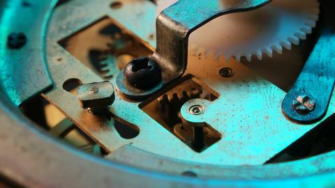 ClockMechanism Works Footage