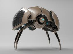 robot 3D Modell