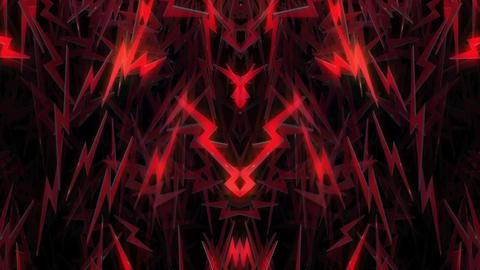 Zap (Thunder) Particles VJ Loop Animation