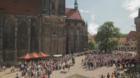Albrechtsburg 075 Footage