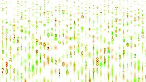 4k Digital matrix password storage,stock market wealth finance,trend analysis Footage