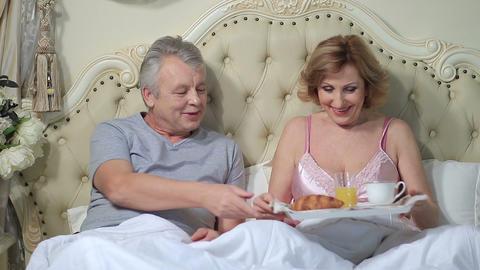 Romantic Senior Couple 1