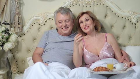 Romantic Senior Couple 2