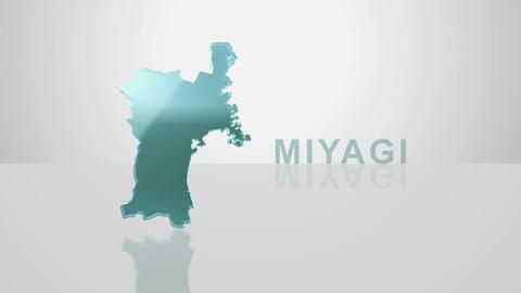 CG Japan Map C 2