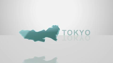 H Dmap c 13 1 tokyo Stock Video Footage