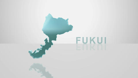 H Dmap c 18 fukui Stock Video Footage