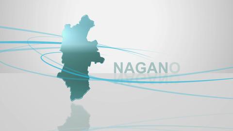 H Dmap c 20 nagano Stock Video Footage