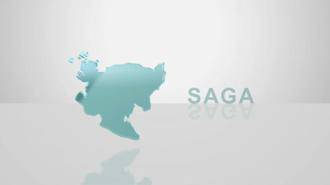 H Dmap c 41 saga Stock Video Footage