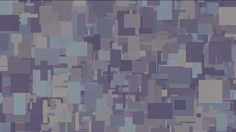 abstract square noise background,break debris pattern Animation
