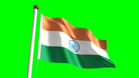 India flag Animation