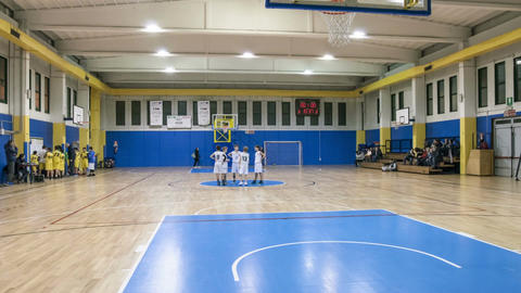 basketball game Footage