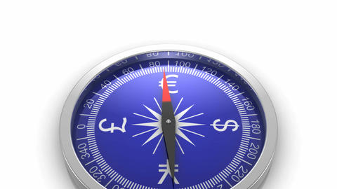 Finance Compass Animation