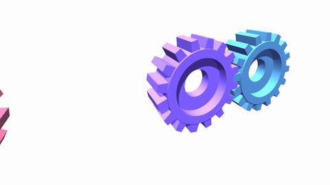 Cogwheel Animation