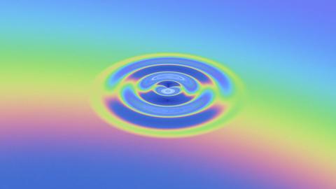 Rippple rainbow 02 Animation