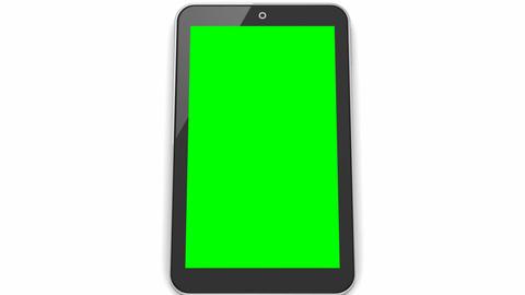 Digital Tablet Animation