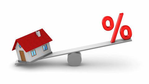 Mortgage loan Animation