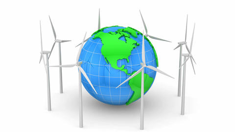 Alternative Energy Animation
