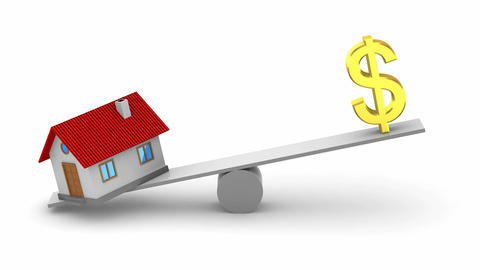 Change real estate prices Animation