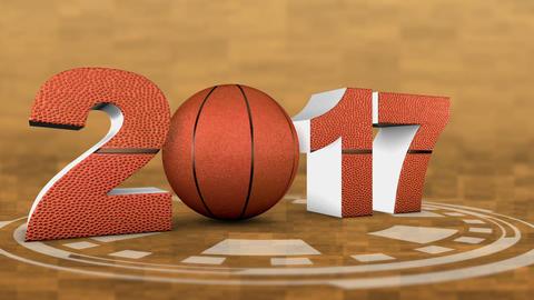 Basketball and 2017 Animation