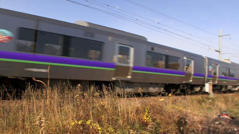 Railroad Footage
