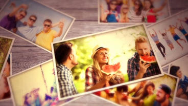 Top 5 Photo Montage AE Templates