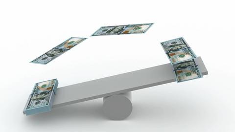 Money Transfer Animation
