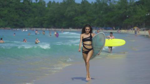 Summer Fun On Holidays Travel Vacation Footage