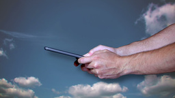 Cloud Computing Concept Footage