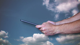 Cloud Computing Concept Stock Video Footage