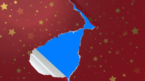 Prekeyed Gift Unwrapping Animation