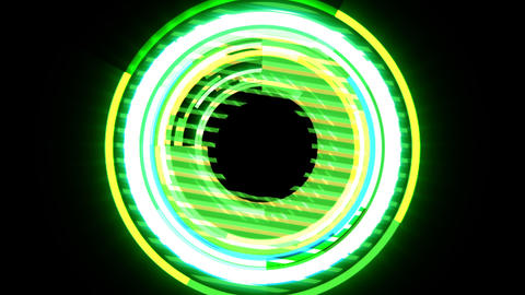 circle 03 3 mov 1 Stock Video Footage