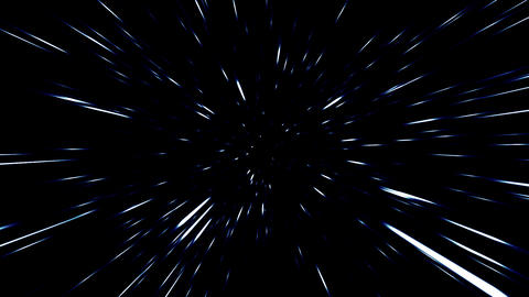 HD Loopable Space Animation Stock Video Footage