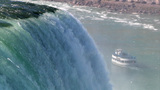 Maid Of The Mist stock footage