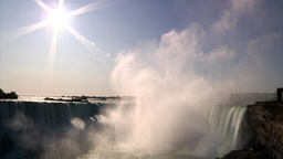 Niagara Falls Stock Video Footage