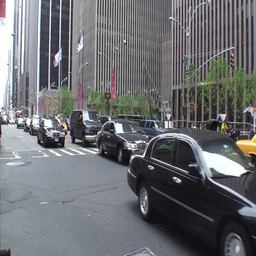 Manhattan Traffic 3 Stock Video Footage
