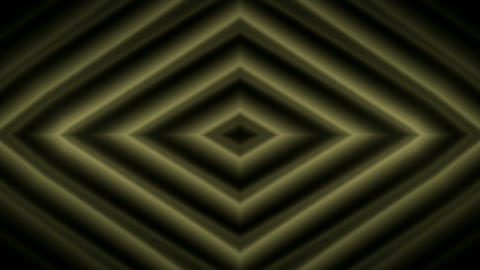 golden rhombic metal background.particle,material,texture Stock Video Footage