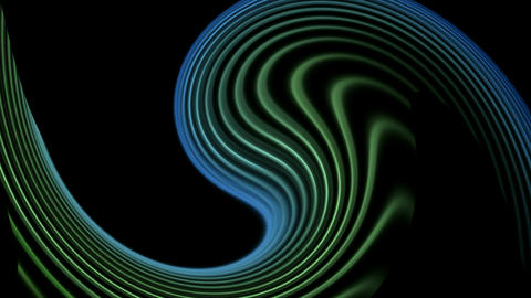 swirl lines,wave,abstract curve... Stock Video Footage