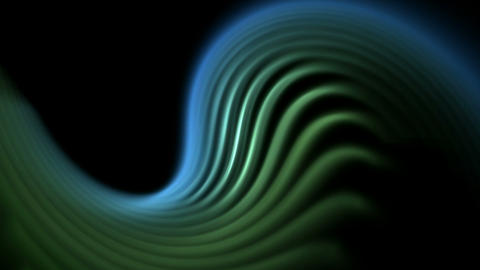 swirl lines,wave,abstract soft curve... Stock Video Footage