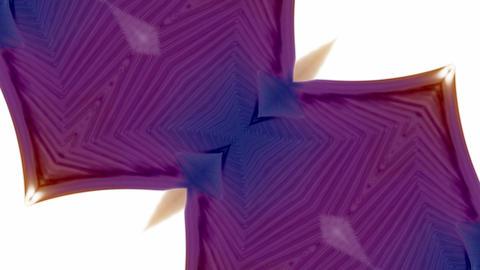 magic flower fancy pattern,butterfly,fiber pulse,cell... Stock Video Footage