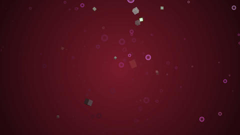 particle 001 Stock Video Footage