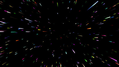 Starfield Stock Video Footage