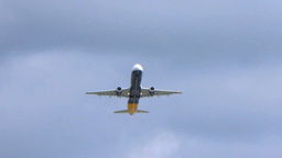 Aircraft Taking Off 1 Stock Video Footage