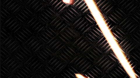 Flashing Panel - Background and Texture - Loop Animation