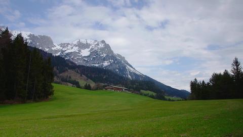 Austrian Tirol landscape Footage