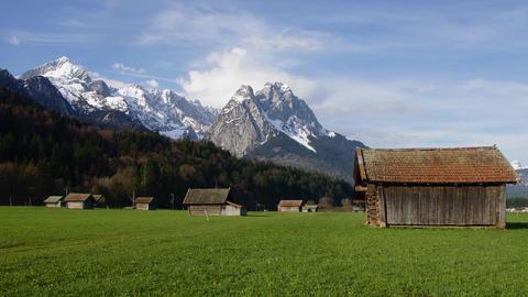 Bavarian Alps Footage